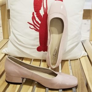 THE FLEXX blush pink shoes new w/o box